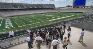 On Campus Stadium
